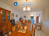 Detached country house with terrace, barn and land for sale in the Abruzzo region 7