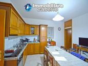 Detached country house with terrace, barn and land for sale in the Abruzzo region 9