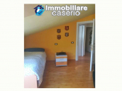 Penthouse on two floors with attic completely renovated for sale in Lanciano, Italy 11