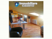 Penthouse on two floors with attic completely renovated for sale in Lanciano, Italy 12