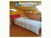 Penthouse on two floors with attic completely renovated for sale in Lanciano, Italy 14