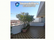 Penthouse on two floors with attic completely renovated for sale in Lanciano, Italy 2