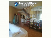 Penthouse on two floors with attic completely renovated for sale in Lanciano, Italy 9