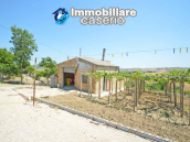 Country house on two levels plus attice for sale in the Abruzzo countryside 2