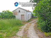 Country house with 20.000 square meters of land for sale in the Molise region 2