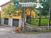 Completely independent house with garden and fenced for sale in the Abruzzo  1