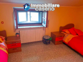 Completely independent house with garden and fenced for sale in the Abruzzo  11