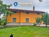Completely independent house with garden and fenced for sale in the Abruzzo  2