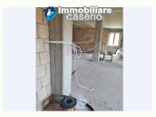 Completely independent house with garden and fenced for sale in the Abruzzo  19