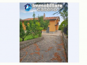 Completely independent house with garden and fenced for sale in the Abruzzo  4