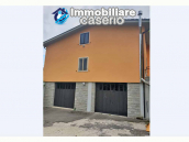 Completely independent house with garden and fenced for sale in the Abruzzo  6