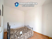 Detached house habitable immediately with open space behind for sale in Abruzzo 12