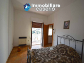 Detached house habitable immediately with open space behind for sale in Abruzzo 13