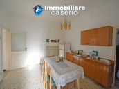 Stone house with garage and land for sale in Abruzzo, Italy 11