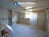 Stone house with garage and land for sale in Abruzzo, Italy 22