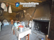 Stone house with garage and land for sale in Abruzzo, Italy 24