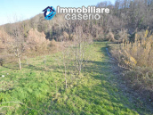 Stone house with garage and land for sale in Abruzzo, Italy 27