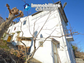 Stone house with garage and land for sale in Abruzzo, Italy 3