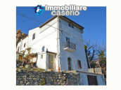 Stone house with garage and land for sale in Abruzzo, Italy 4