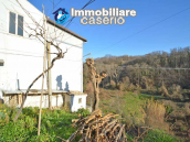 Stone house with garage and land for sale in Abruzzo, Italy 5