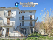 House with garden for sale in Tornareccio, a town called the Queen of Honey 1