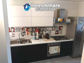 House with terrace completely renovated on four levels for sale on the Abruzzo hills 7