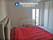 House with terrace completely renovated on four levels for sale on the Abruzzo hills 9