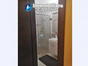 House with terrace completely renovated on four levels for sale on the Abruzzo hills 12