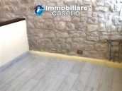 House with terrace completely renovated on four levels for sale on the Abruzzo hills 17