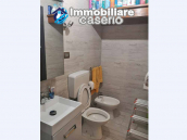 House with terrace completely renovated on four levels for sale on the Abruzzo hills 18