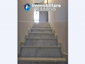 House with terrace completely renovated on four levels for sale on the Abruzzo hills 19