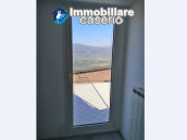 House with terrace completely renovated on four levels for sale on the Abruzzo hills 20