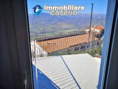House with terrace completely renovated on four levels for sale on the Abruzzo hills 21