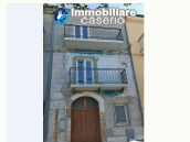 House with terrace completely renovated on four levels for sale on the Abruzzo hills 22
