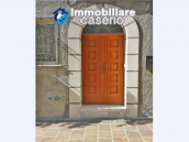 House with terrace completely renovated on four levels for sale on the Abruzzo hills 24
