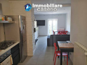 House with terrace completely renovated on four levels for sale on the Abruzzo hills 2