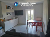 House with terrace completely renovated on four levels for sale on the Abruzzo hills 4