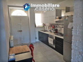 House with terrace completely renovated on four levels for sale on the Abruzzo hills 6