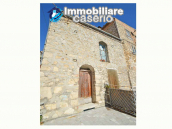Ancient stone house to be completely restored for sale in Liscia, Abruzzo, Italy 1
