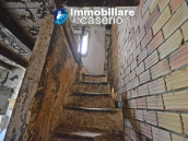 Stone house to renovate for sale in Liscia, Abruzzo country with two grocery stores 11