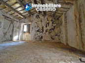 Stone house to renovate for sale in Liscia, Abruzzo country with two grocery stores 13