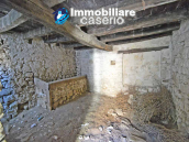 Stone house to renovate for sale in Liscia, Abruzzo country with two grocery stores 16