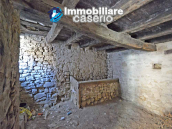 Stone house to renovate for sale in Liscia, Abruzzo country with two grocery stores 17