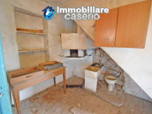 Stone house to renovate for sale in Liscia, Abruzzo country with two grocery stores 4