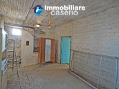 Stone house to renovate for sale in Liscia, Abruzzo country with two grocery stores 6