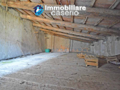 Stone house to renovate for sale in Liscia, Abruzzo country with two grocery stores 8