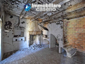Stone house to renovate for sale in Liscia, Abruzzo country with two grocery stores 9
