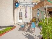 House in excellent condition with terrace and plot of land for sale in Molise, Italy 1