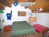 House in excellent condition with terrace and plot of land for sale in Molise, Italy 11