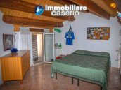 House in excellent condition with terrace and plot of land for sale in Molise, Italy 12
